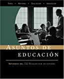 Asuntos de Educación : Informes del CQ Researcher, CQ Researcher Staff, 1568029187