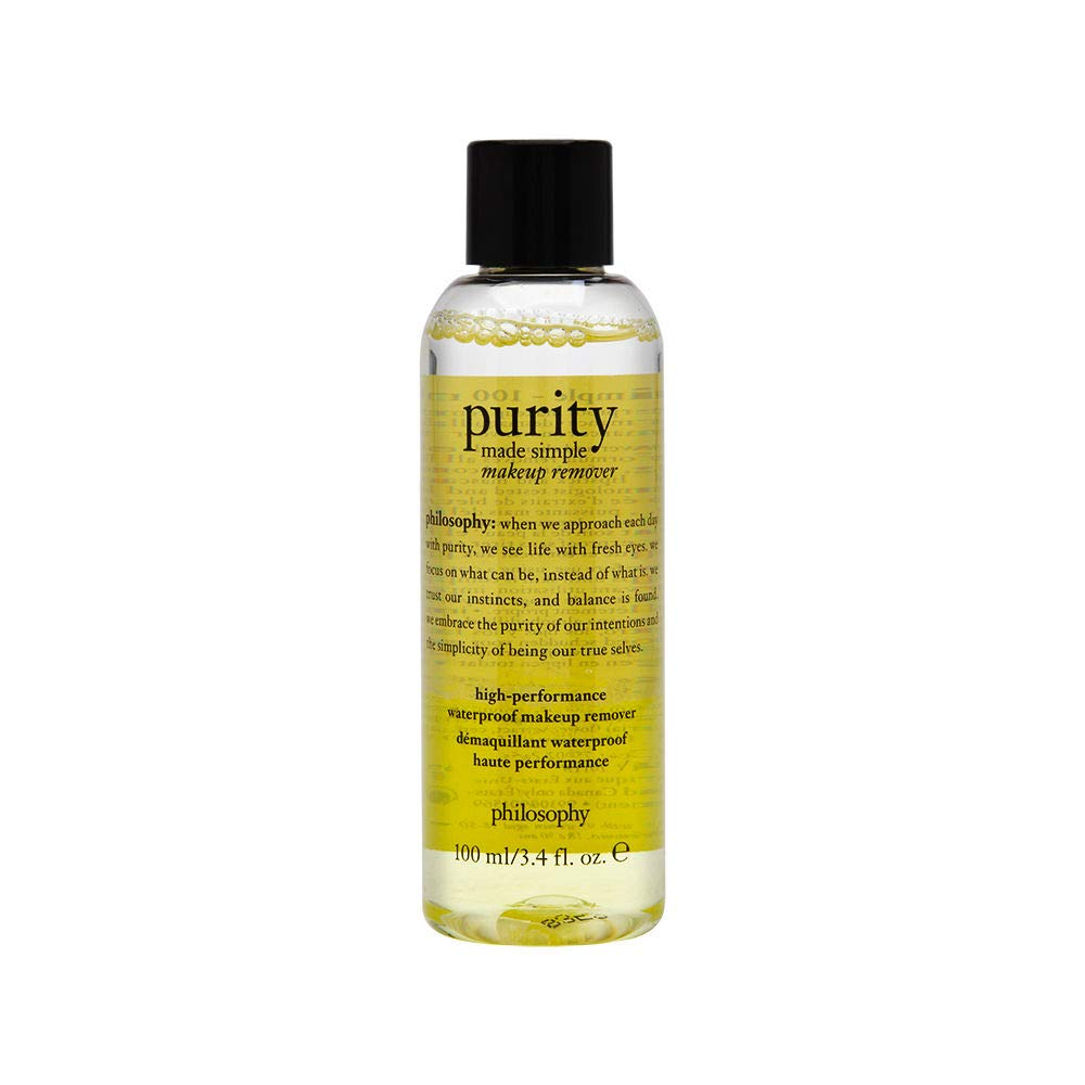 Philosophy Purity Made Simple High-Performance Waterproof Makeup Remover 100ml/3.4oz