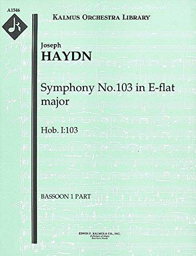 symphony-no-103-in-e-flat-major-hob-i-103-bassoon-1-and-2-parts-a1546