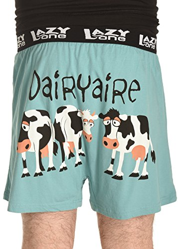 Dairyaire-Cow Men's Boxers
