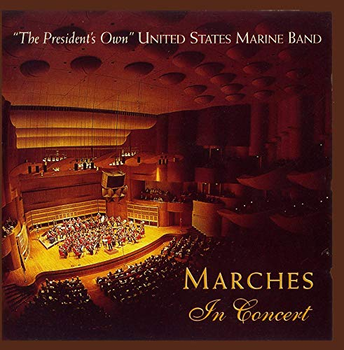 Patriotic Band - Marches in Concert