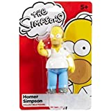 The Simpsons 9cm Homer Simpson Collectible Figure by Character Options