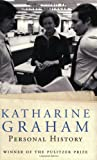 Front cover for the book Personal History by Katharine Graham