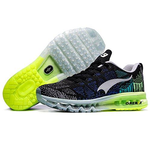 Sport Running Gray Compétition Green Course Femme Trail Homme Basses Air Onemix Baskets Black De Chaussures Ete wRXwIq