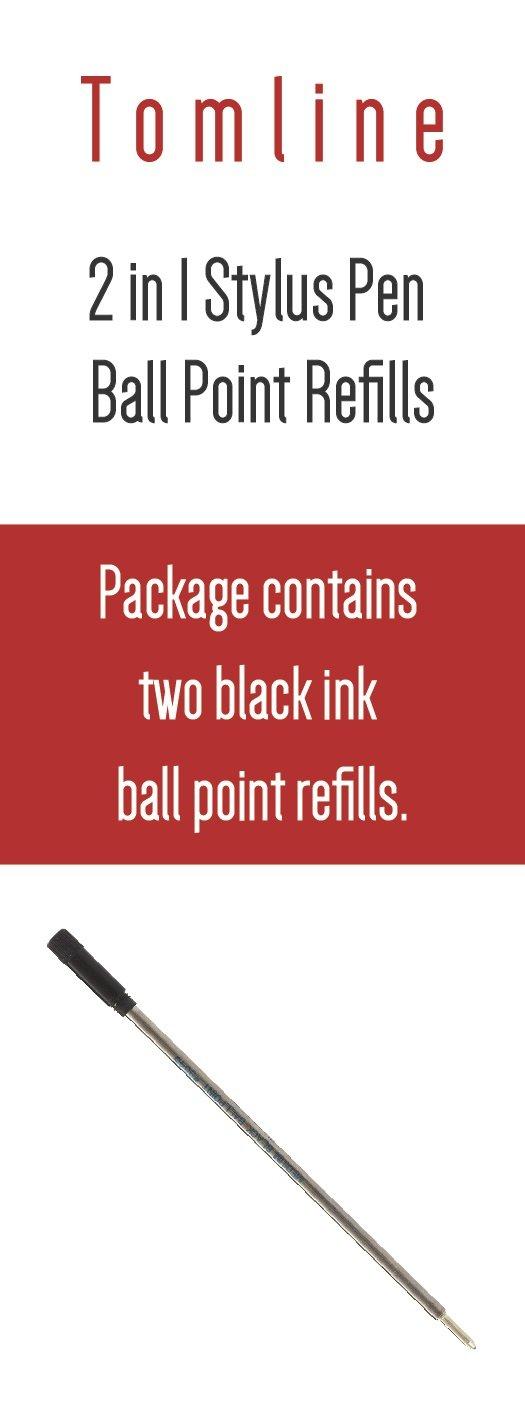 6080 6 Pack Greeting Pen Mom Comfort Feel Stylus Metal Pen Duo