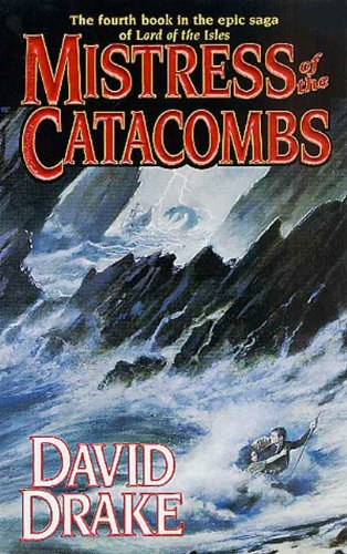 book cover of Mistress of the Catacombs
