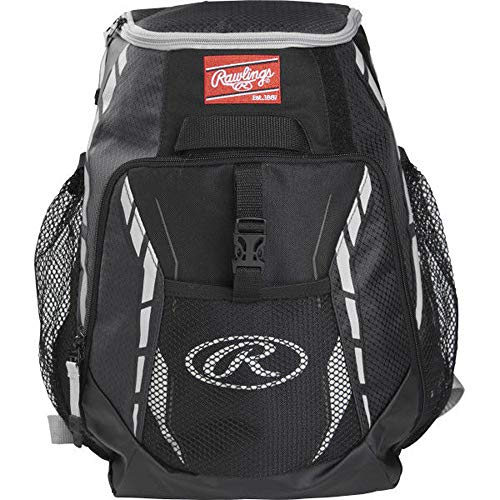 Rawlings R400-B R400 Youth Player's Backpack