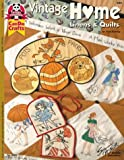 img - for Vintage Home: Linens & Quilts, No. 5202 book / textbook / text book