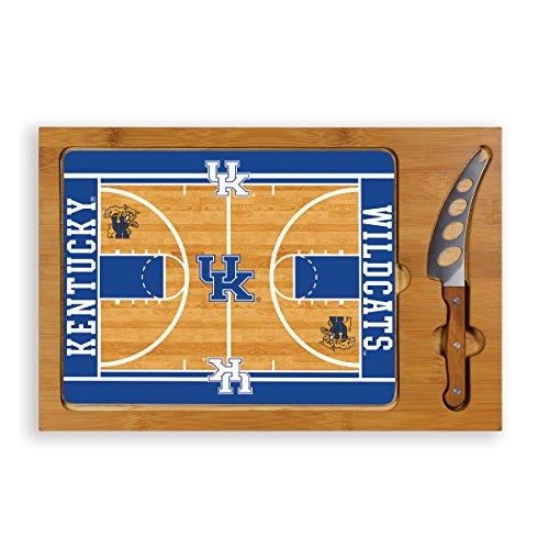 NCAA Kentucky Wildcats Basketball Court Icon Cheese Set (3-Piece) ()