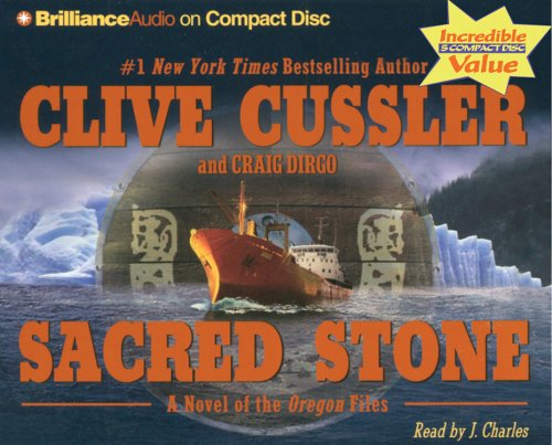 Sacred Stone (Oregon Files Series) Clive Cussler
