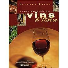 Nouveau guide des vins d'Italie N.E.: NULL