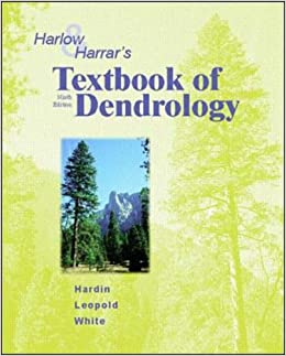 Book Harlow and Harrar's Textbook of Dendrology (McGraw-Hill Series in Forestry)