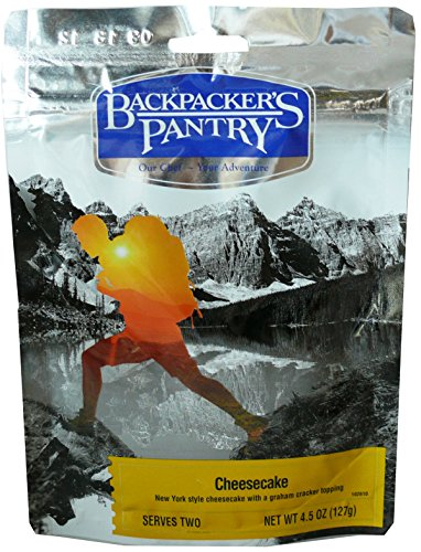 Backpacker's Pantry Cheesecake, Two Serving Pouch