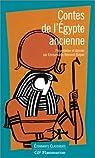 Contes de l'Egypte ancienne par Rémond-Dalyac