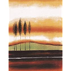 The High Quality Polyster Canvas Of Oil Painting 'the View' ,size: 20x26 Inch / 51x66 Cm ,this Vivid Art Decorative Canvas Prints Is Fit For Home Theater Decoration And Home Artwork And Gifts