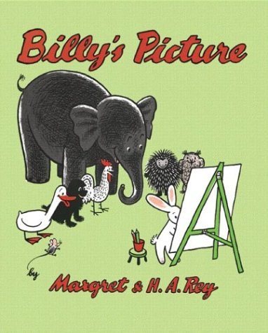Billy's Picture (Curious George) by Brand: HMH Books for Young Readers