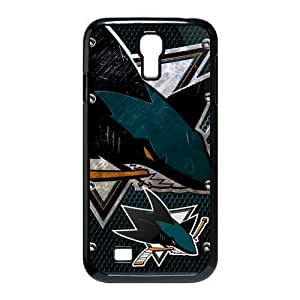 New Gift San Jose Sharks Durable Case for Samsung Galaxy S4 Snap On
