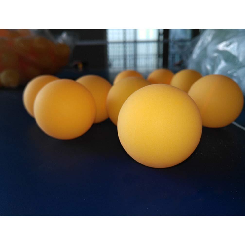 Wei/ß LIOOBO 24PCS Tischtennisb/älle Trainingsb/älle 40mm Ping Pong B/älle f/ür Anf/änger Familien Party und Profis