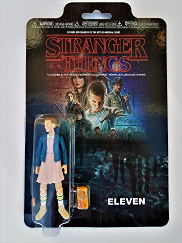 Sealed BRAND NEW Collectible STRANGER THINGS Action Figure L
