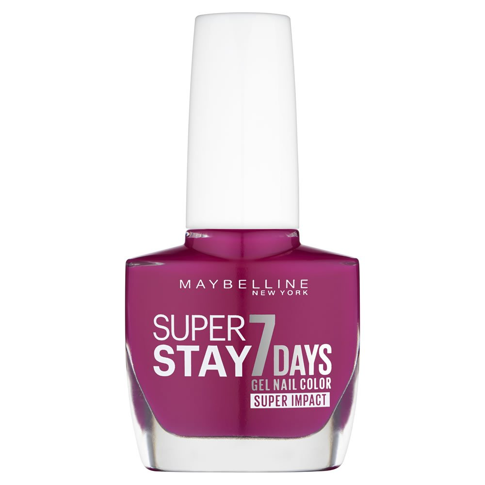 Maybelline New York Forever Strong Super Stay 7 Days Gel Nail Color