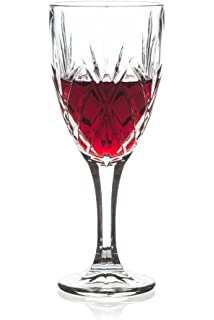 0ed2ec4d067 Brilliant - Ashford Lead Free Crystal Clear Wine Glass 10oz. (300ml) Set of