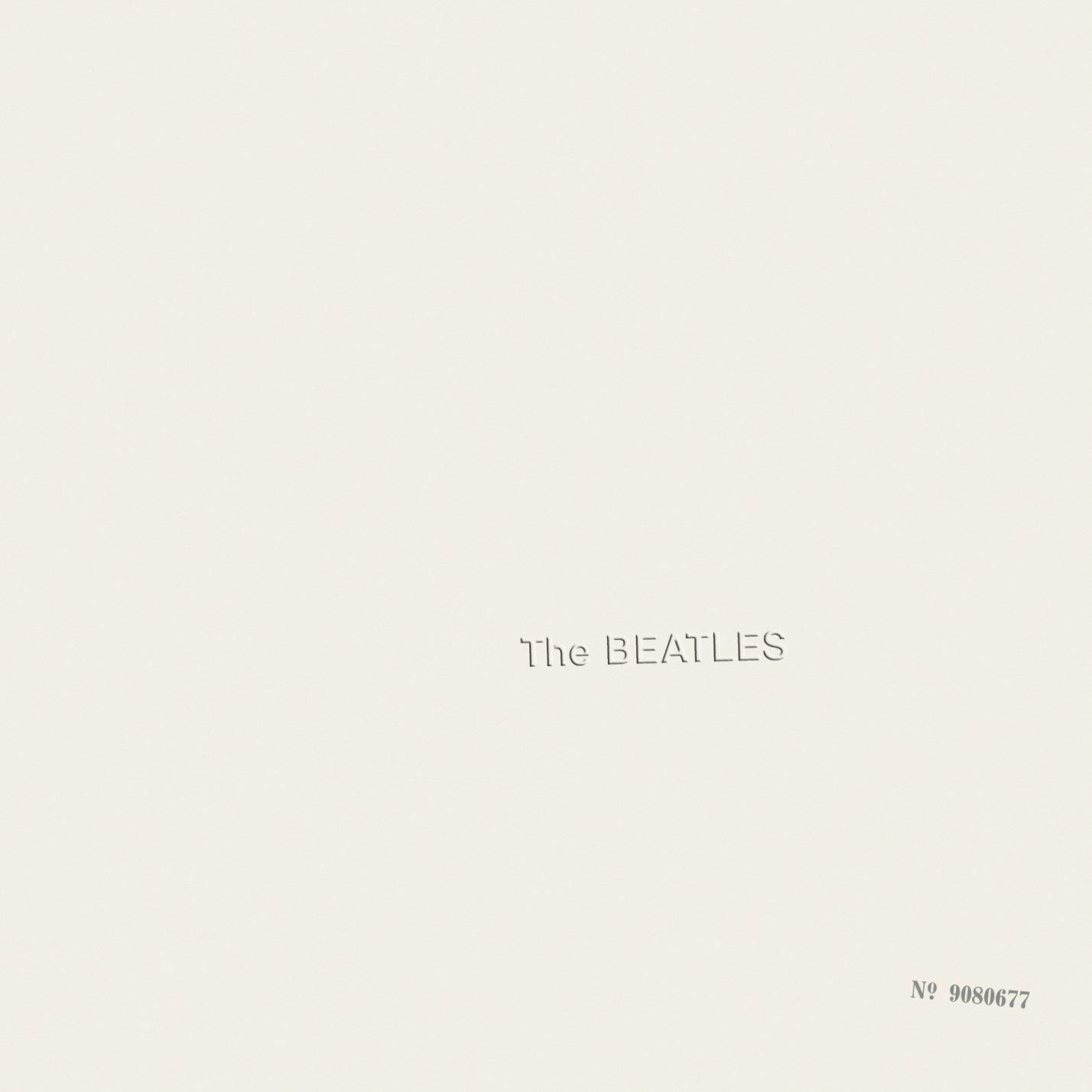Vinilo : The Beatles - Beatles (The White Album) (Mono Sound, 2 Disc)