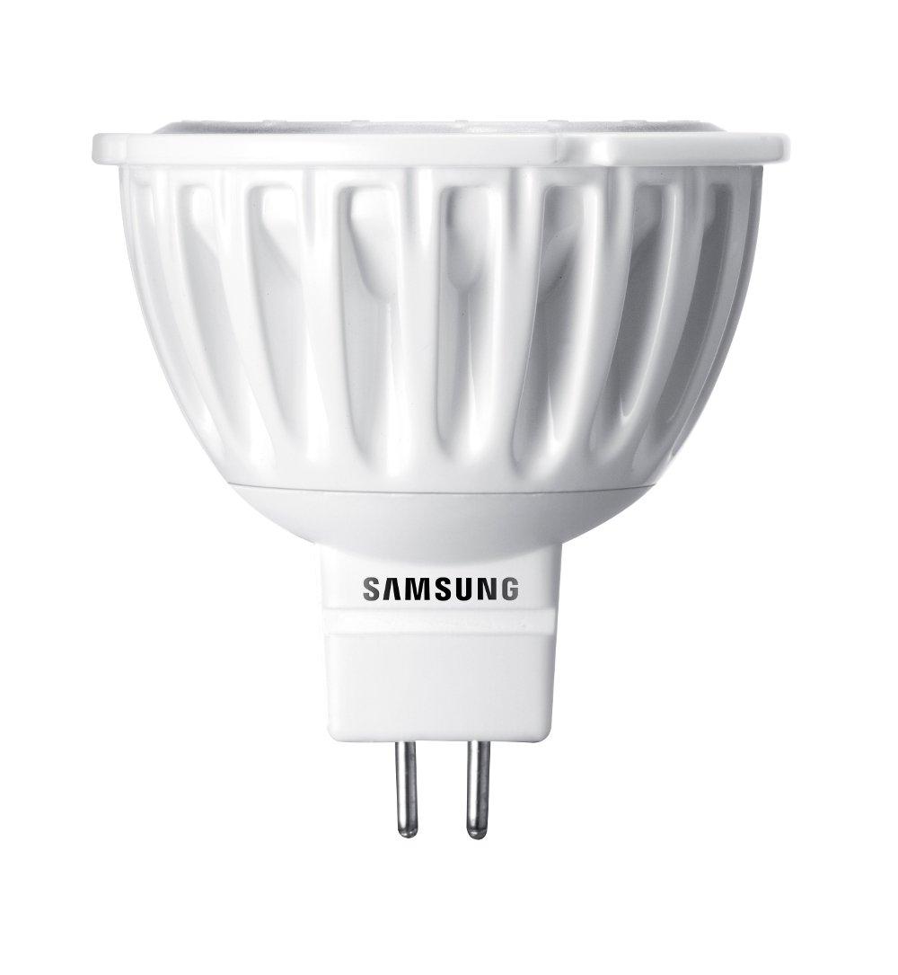 Samsung LED Reflektor MR16 GU5,3 2700K 12V Essential 5,0 W, 35 W ...