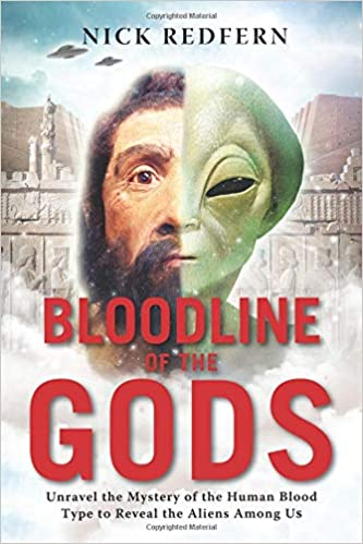 Bloodline of the Gods: Unravel the Mystery of the Human