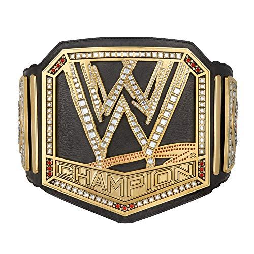 - WWE Authentic Wear Championship Commemorative Title Belt