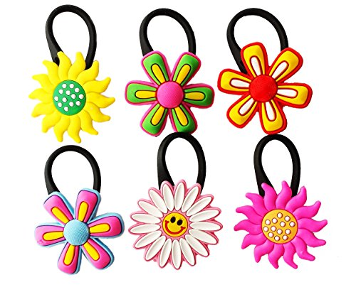 [AVIRGO 6 pcs Soft Zipper Pull Charms for Backpack Bag Pendant Jacket Set # 43-3] (Super Easy Character Costumes)