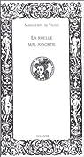 Ruelle mal assortie par Marguerite De Valois