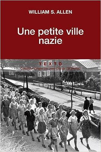 En ligne Une petite ville nazie pdf, epub ebook