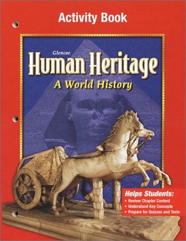 Human Heritage: A World History Activity Book