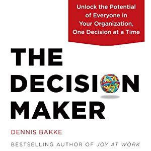 The Decision Maker Hörbuch