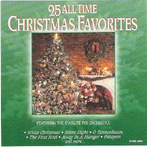 Starlite Pop Orchestra - 25 All Time Christmas Favorites - Amazon.com Music