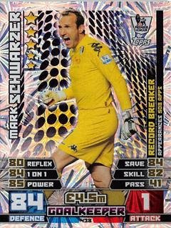 Amazon.com: Match Attax 2014/2015 Mark Schwarzer Record ...