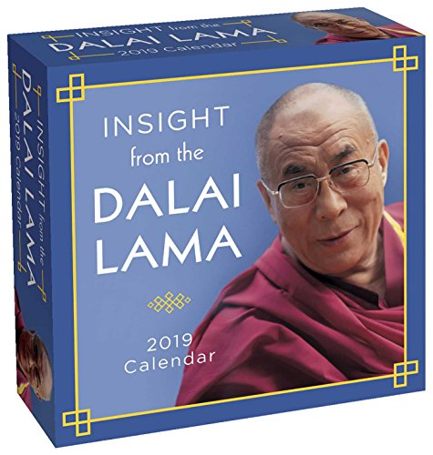 Insight from the Dalai Lama 2019 Day-to-Day Calendar