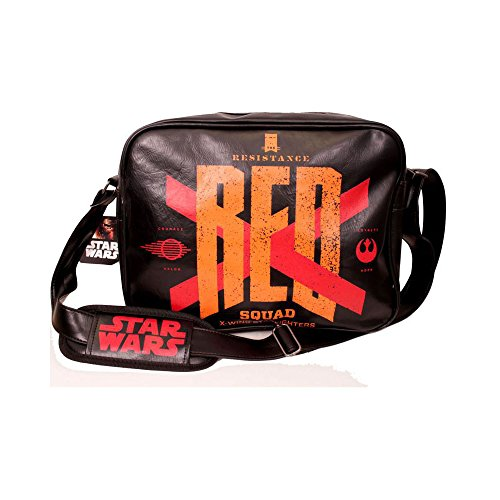 Sac Bandoulière Star Wars Vii - Red Squad X-Wing - Legend Icon