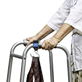 Right at Home Ezy Fit Wheelchair and Walker Bag Hooks - 2 Pack