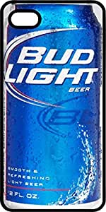 Budweiser Light Beer Can Tinted Rubber Case for Apple iPhone 5 or iPhone 5s