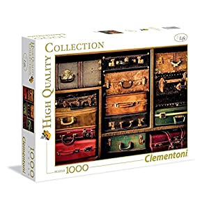 Clementoni High Quality Collection Puzzle Travel 1000 Pezzi 39423