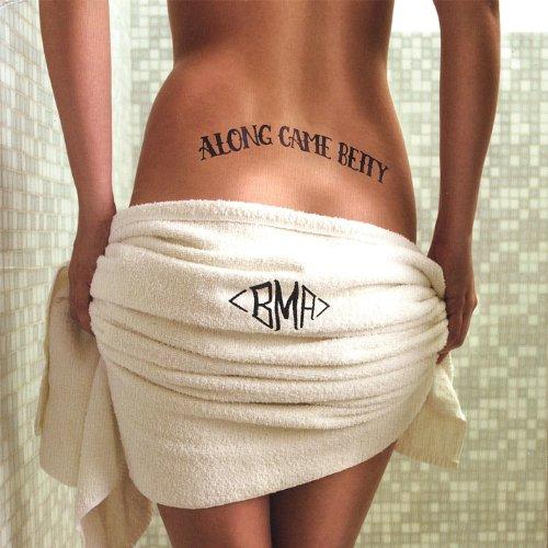 Brad Mehldau's Monogrammed Guest Towels By Along Came
