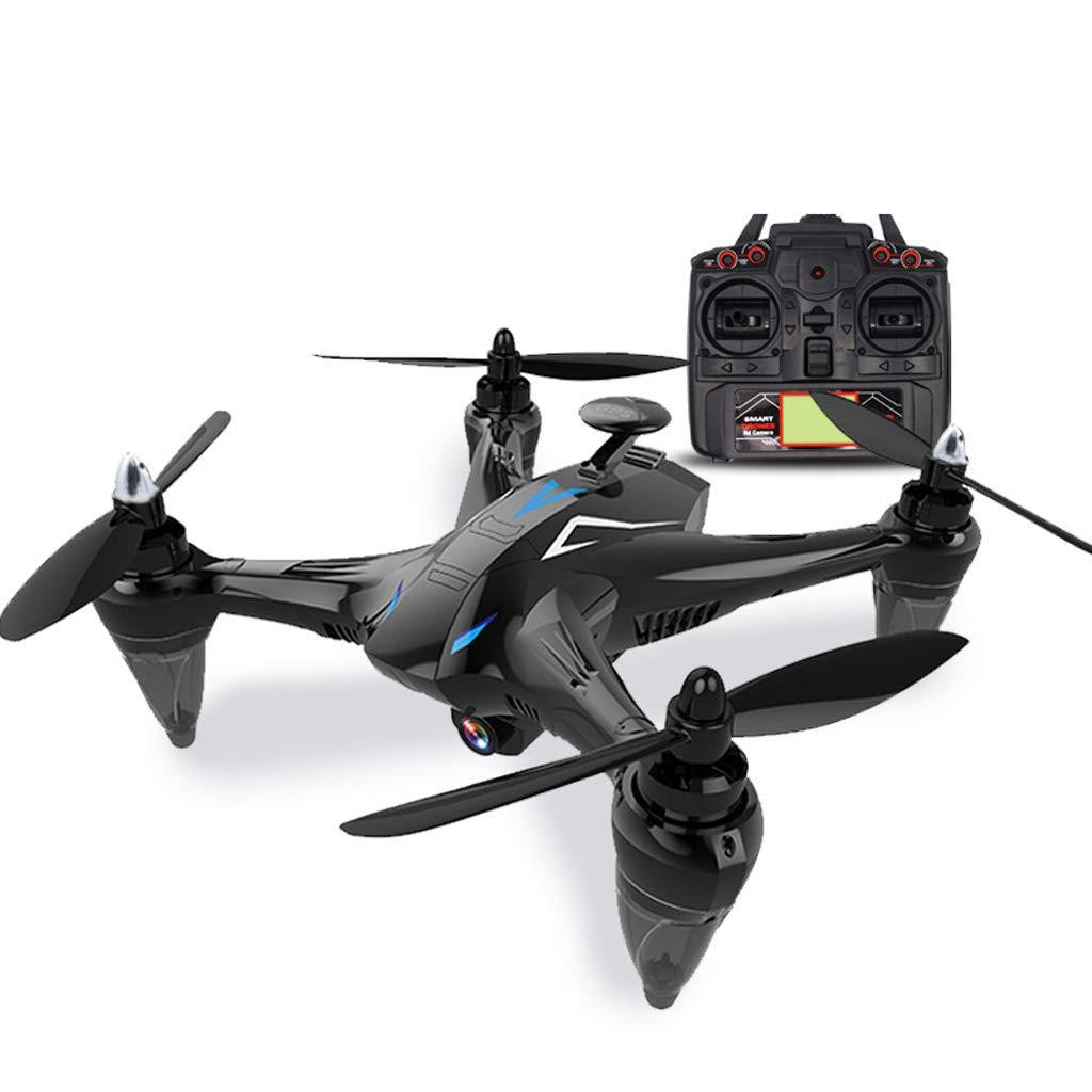 AX-electronic toy Drone 1080P HD Fotografia Aerea GPS Quadcopter Batteria a 2 sezioni Drone Nero Blu