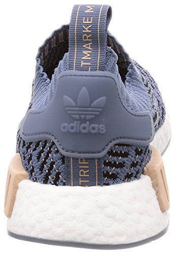 0 Ash Pearl White Donna PK Stlt NMD Sneaker Raw Grigio Footwear R1 Steel W adidas 4v6qxOwUP4