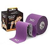 OK TAPE Sports Kinesiology Tape - 20 Strips