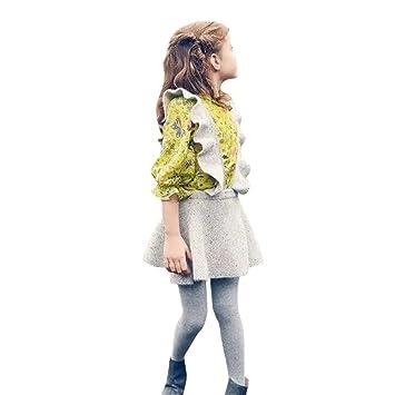 987f1471f79e8 Racazing ワンピース 十代の少女 子供服女の子 編み物 ストラップ スカート ワンピース 女の子 蓮の