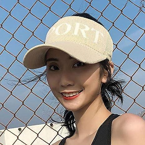 Sombrero de mujerombrero de Malla Ajustable para el Aire Libre ...