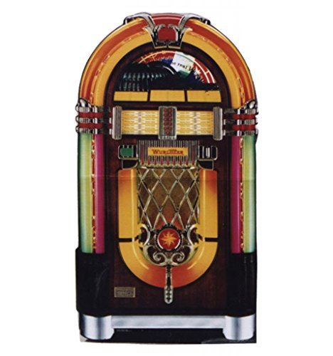 Wurlitzer Jukebox - Advanced Graphics Life Size Cardboard Standup ()