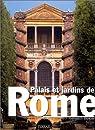 Palais et jardins de Rome par Bajard