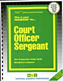 Court Officer Sergeant, Jack Rudman, 0837335086